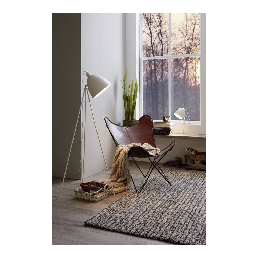 Tremendous Dundee Sandy Modern Dome Floor Light Squirreltailoven Fun Painted Chair Ideas Images Squirreltailovenorg