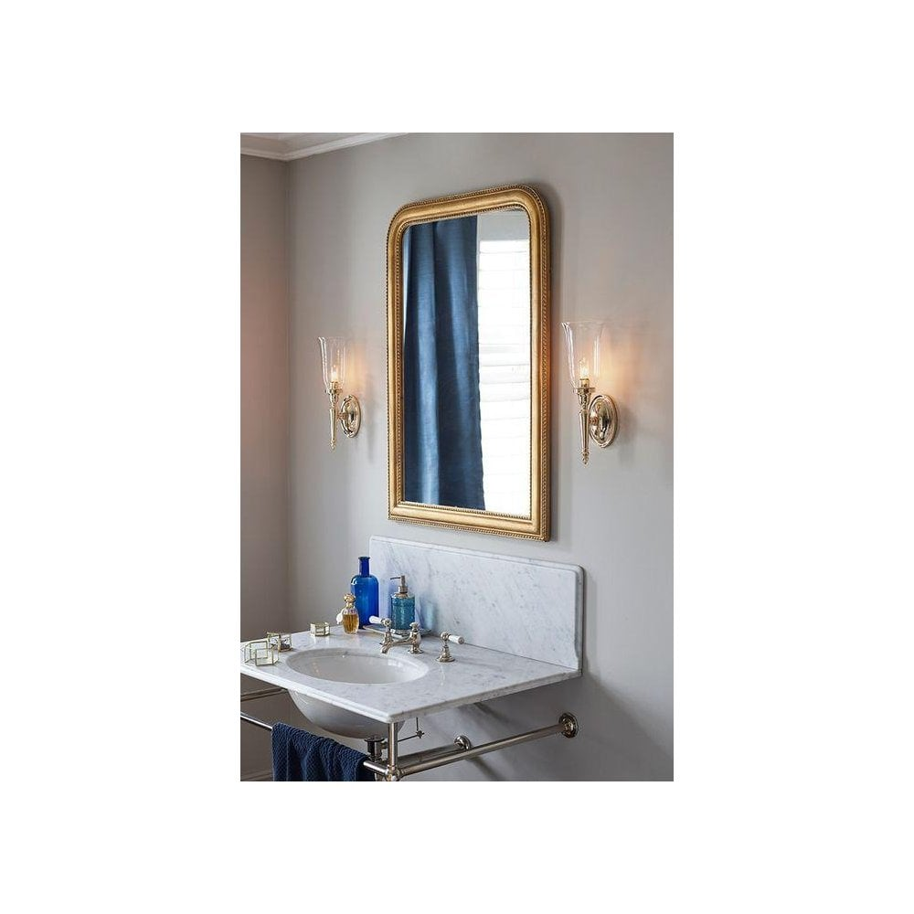 Elstead Bath Dryden1 Pn Bathroom Dryden1 Polished Nickel Ideas4lighting Sku10905i4l