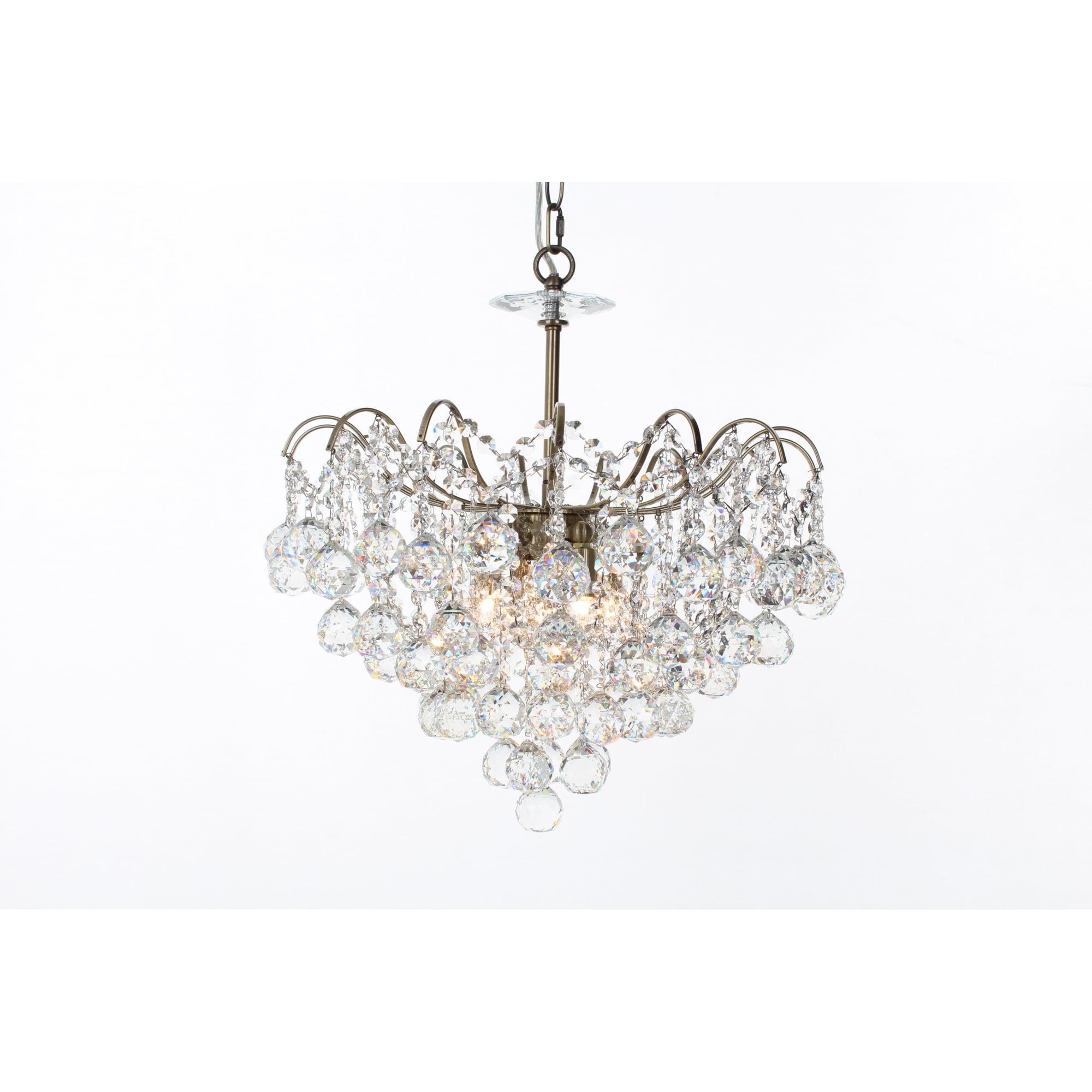 Buy Imperia Crystal 5 Bulb Chandelier