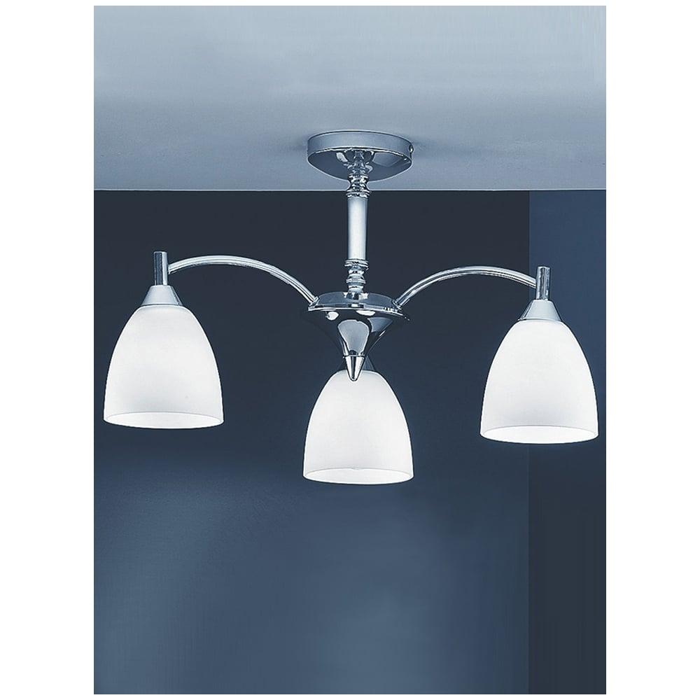 franklite fl2087 3 emmy chrome 3 light ceiling fitting ideas4lighting sku1537i4l. Black Bedroom Furniture Sets. Home Design Ideas