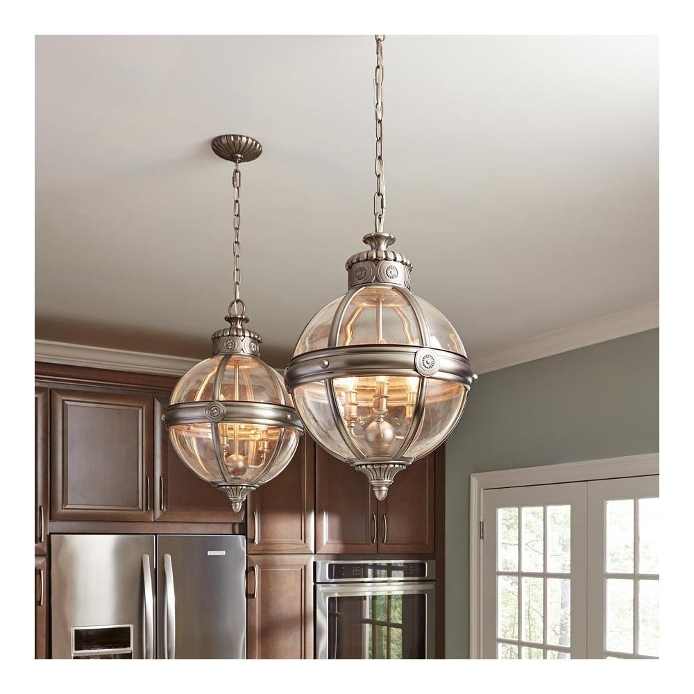 10 Modern Globe Chandeliers And Pendant Lights