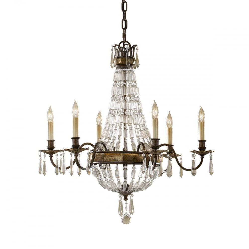6 Bulb Chandelier | Wayfair