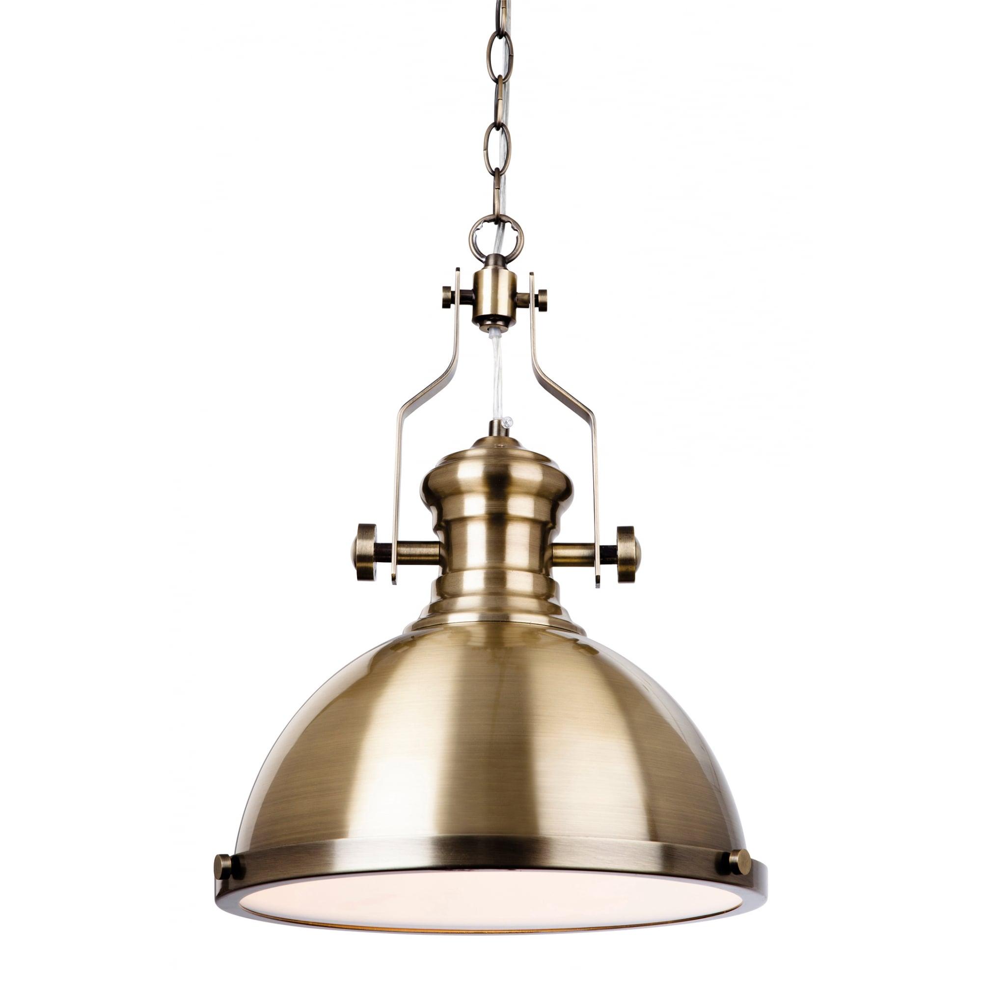 Firstlight 5909ab Modern Industrial Bronze Hanging Pendant Light Ideas4lighting Sku20366i4l