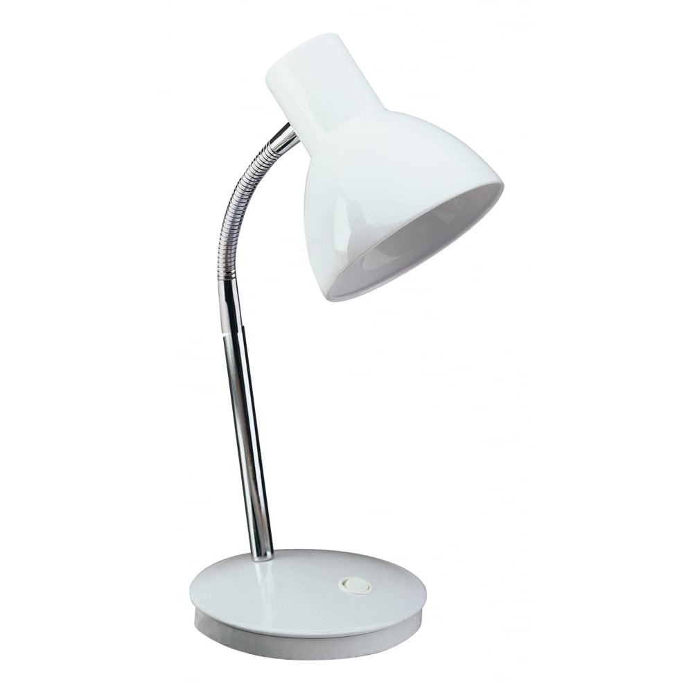 Firstlight Harvard White Table Lamps