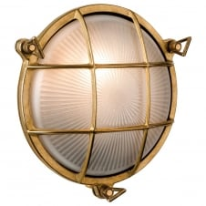 Cast Brass Fisherman Nautical Light