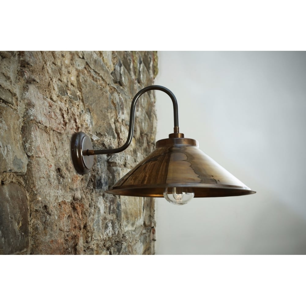 Mullan Lighting Mlbwl052pcwte Nerissa Rustic Industrial