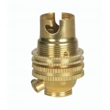 SBC Brass Lamp Holder