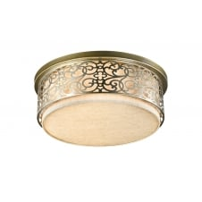 Venera House Collection Ceiling lamp, Gold