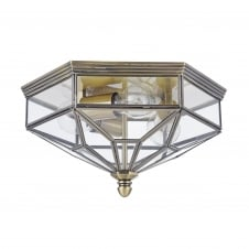 Zeil House Collection Ceiling lamp, Bronze