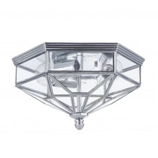 Zeil House Collection Ceiling lamp, Chrome